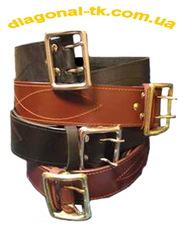 Ремень офицерский кожаный (5 см)