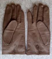 Перчатки лайковые (б)