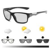 Фотохромные уличные поляризованные очки