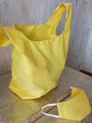 Эко-сумка + маска